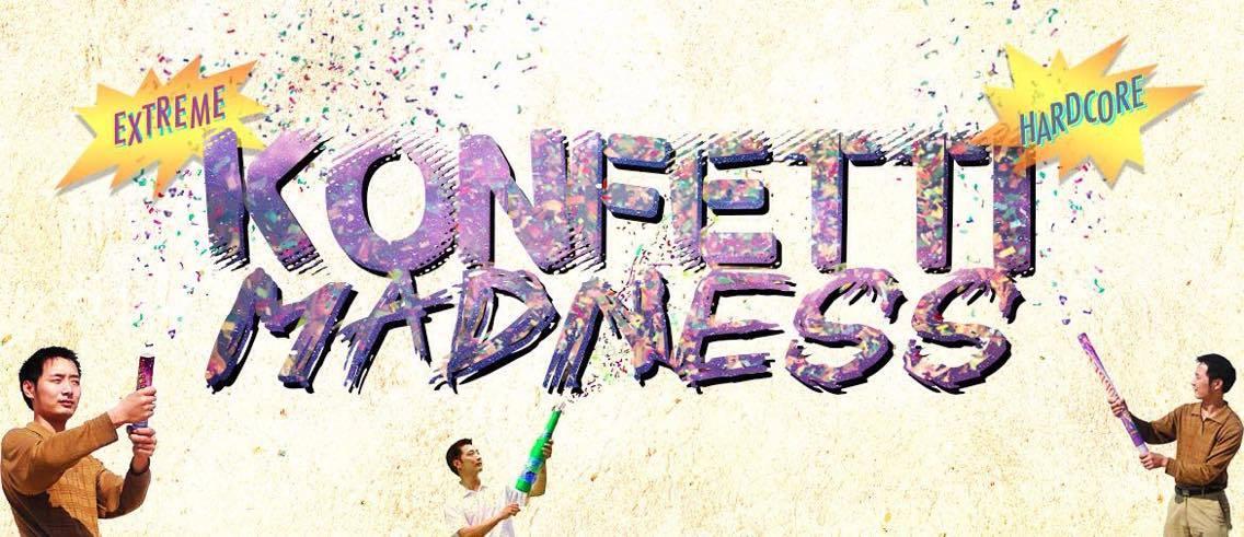 90´s Baby Konfetti Madness