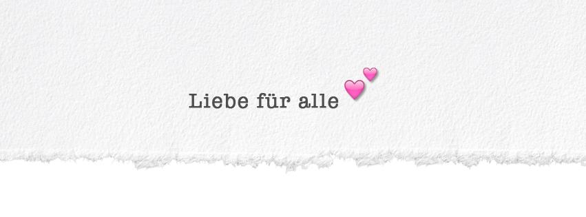 Liebe für Alle!