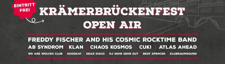 Krämerbrückenfest Open Air