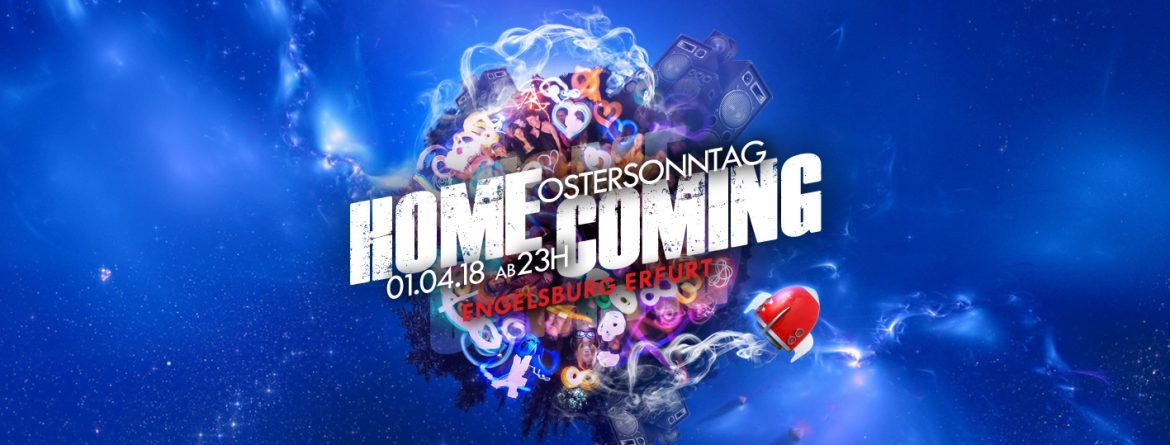 HOMECOMING  OSTERSONNTAG