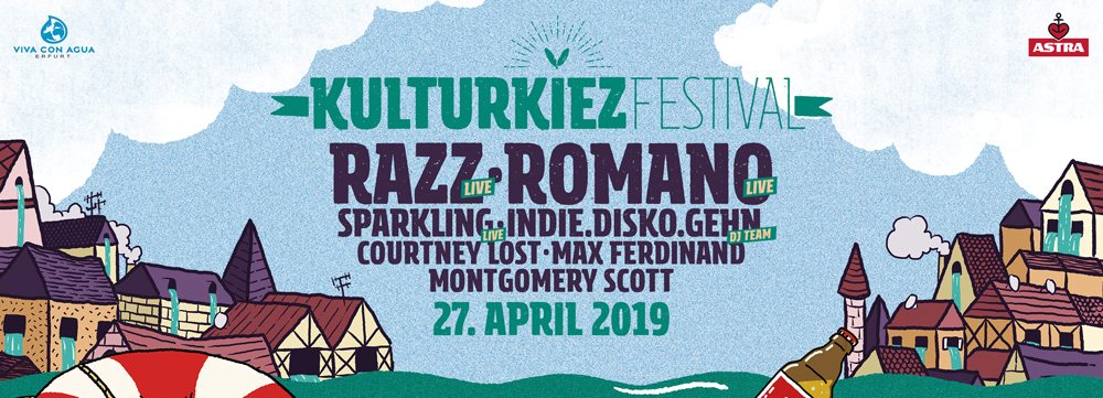KULTURKIEZ FESTIVAL 2019