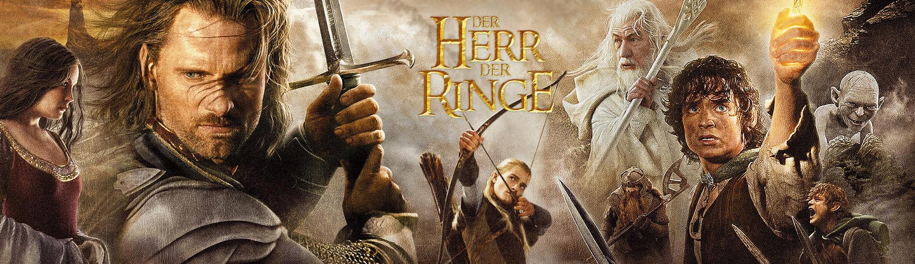Regie Herr Der Ringe