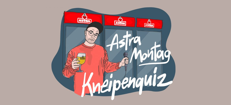 Astra Montag – Kneipenquiz Live Stream