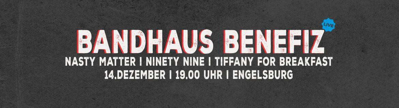 Bandhaus Erfurt Benefiz Konzert