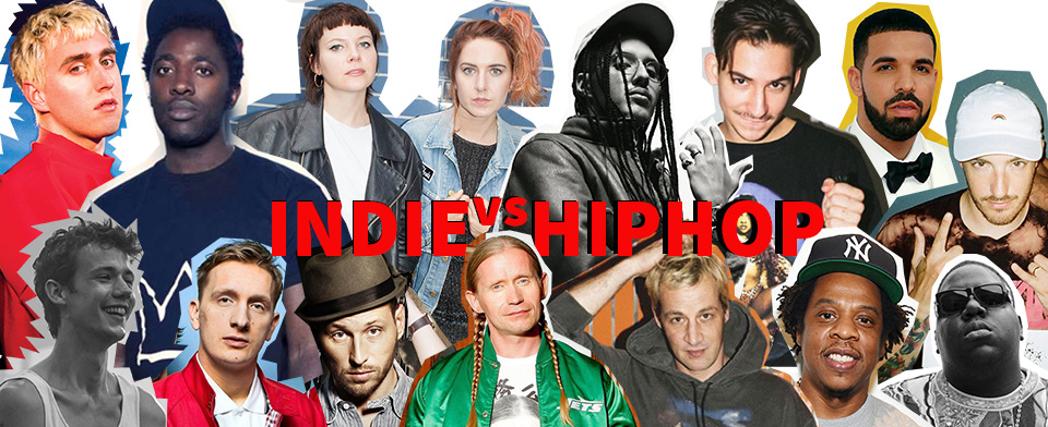 Indie vs. HipHop