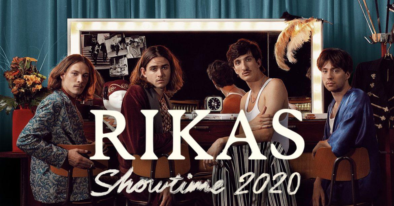 RIKAS LIVE – Wird verschoben in den Herbst!
